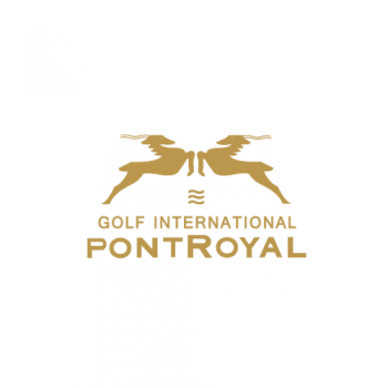 Logo du Golf international de Pont Royal
