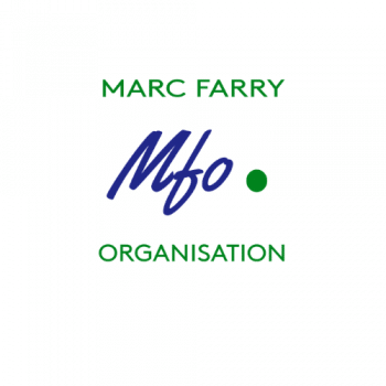 Logo Marc Farry organisation